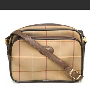 """💲SALE💲Burberry Vintage """"Nova"""" Shoulder Bag"""